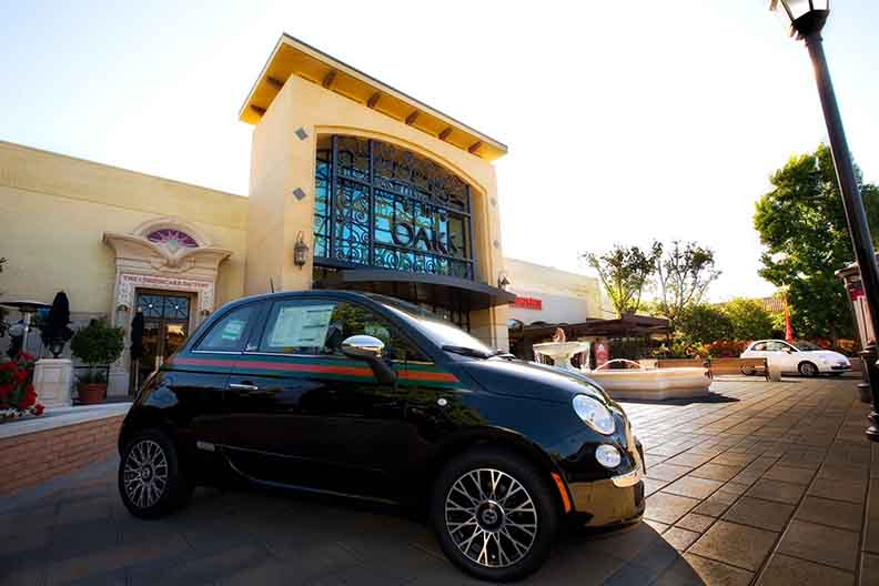 Fiat at The Oaks Mall