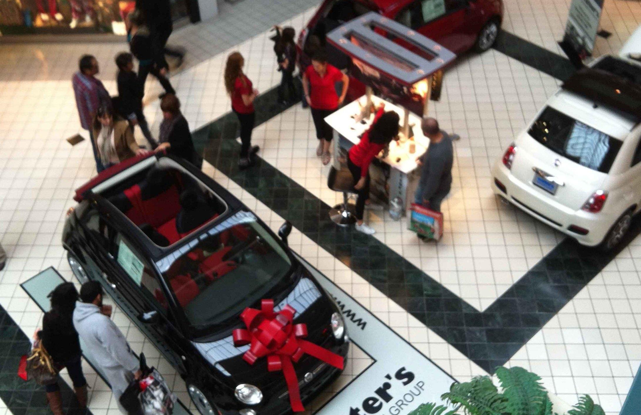 Fiat at Galleria of Riverside