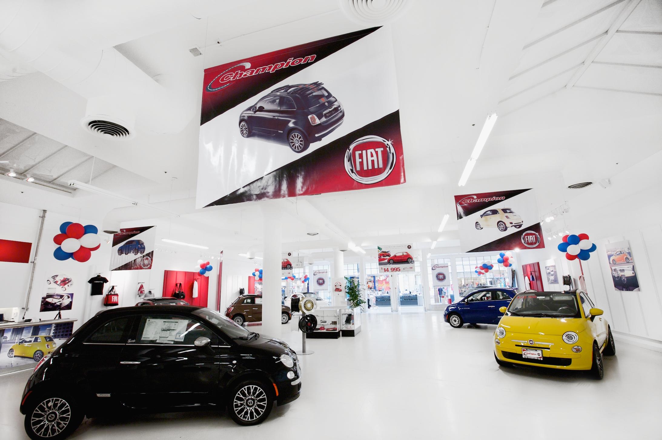 Fiat at Los Cerritos Center